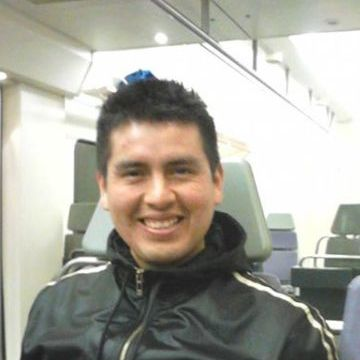 Sergio Angel Aguilar Cruz, 39, La Paz, Bolivia