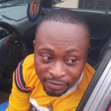 nelson , 37, Lagos, Nigeria
