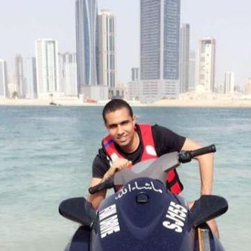 Abouzied Ahmed, 28, Dubai, United Arab Emirates