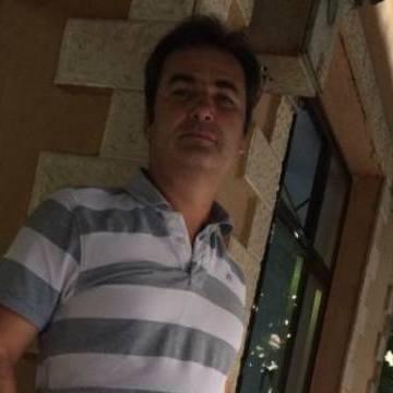 Kadir Karadağ, 44, Izmir, Turkey