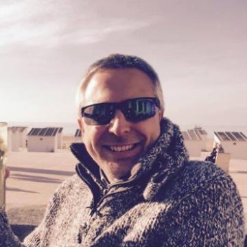 Olivier Karbon, 51, Nantes, France
