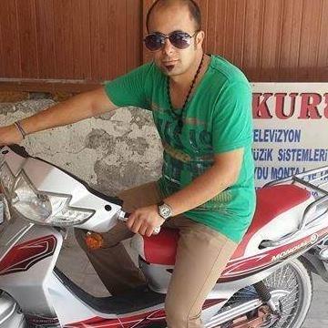 Ali Uğurlar, 31, Izmir, Turkey