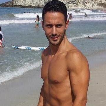 Cesare Ricci, 33, Rome, Italy