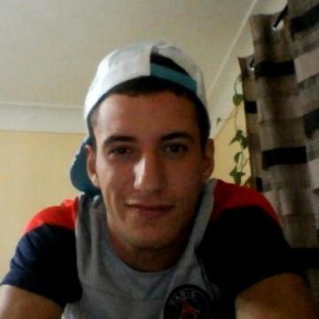 Amine, 22, Alger, Algeria
