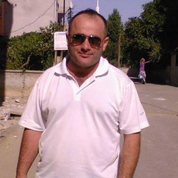 yaman, 44, Istanbul, Turkey
