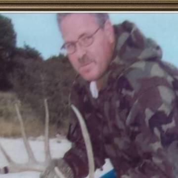 Larry Hall, 56, Midland, United States