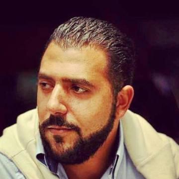 Mohammed Marzouk, 31, Dubai, United Arab Emirates