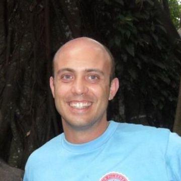 Iñaki García, 35, Berango, Spain