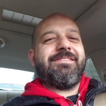 Sinan, 46, Istanbul, Turkey