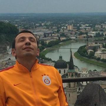 joeblack, 32, Istanbul, Turkey