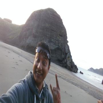 Rashed, 37, Sydney, Australia