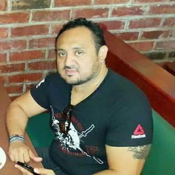 Mario Soberanis Ortega, 39, Playa Del Carmen, Mexico