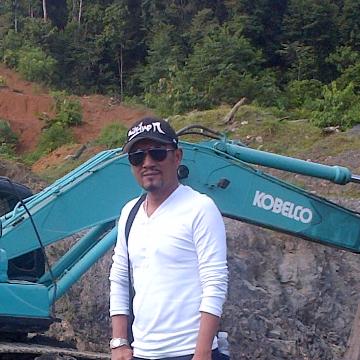 Lutfi S R, 45, Tangerang, Indonesia