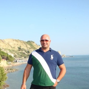 Marco Salvadorì, 41, Montebelluna, Italy
