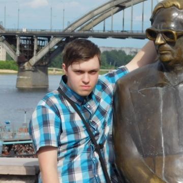 Vladimir, 20, Rybinsk, Russia
