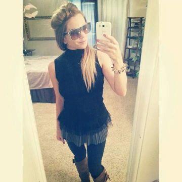 Nicole Styles, 33, Denver, United States