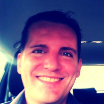 Riccardo Benedetti, 41, Durban, South Africa