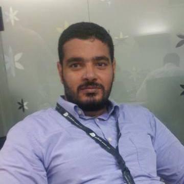 Hosam Mostafa, 29, Dubai, United Arab Emirates