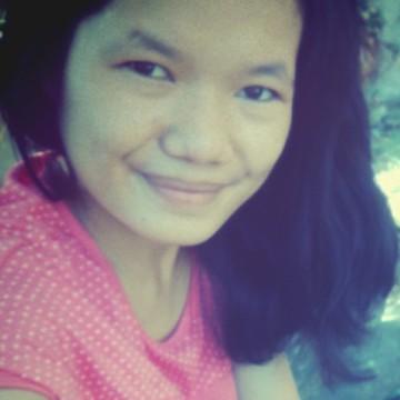 grace Quimat, 18, Philippine, Philippines