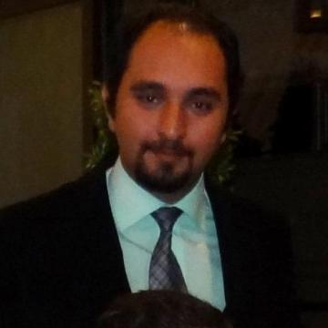 Kaveh Pour, 28, Ankara, Turkey
