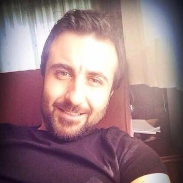 Burak, 35, Ankara, Turkey