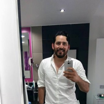 Oscar Meza, 33, Monterrey, Mexico