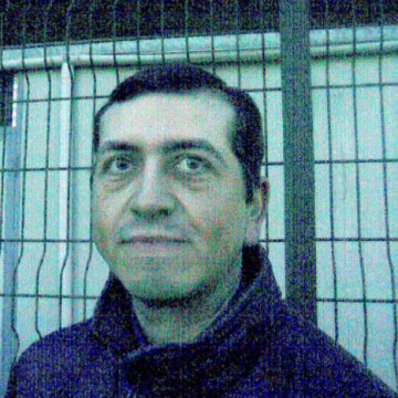Arcangelo Magaletti, 43, Bari, Italy