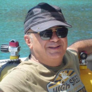 Tayyar Çakırcı, 53, Izmir, Turkey
