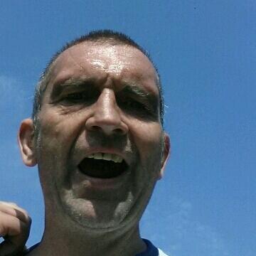 Kev Bonnar, 44, Bournemouth, United Kingdom