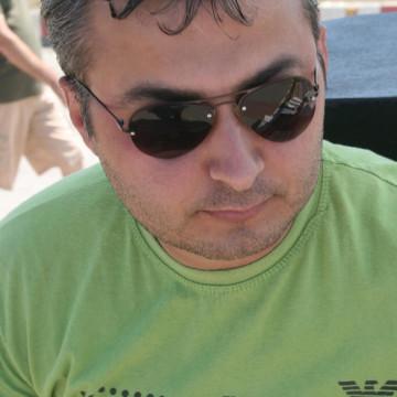 Mert Can, 38, Istanbul, Turkey