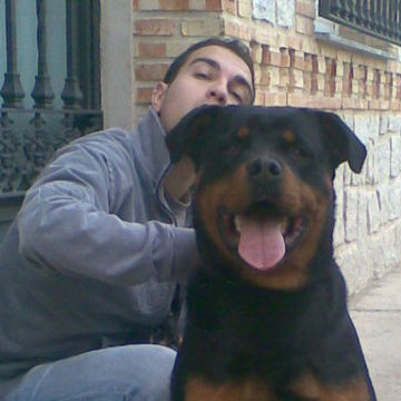 Dani, 33, Toledo, Spain