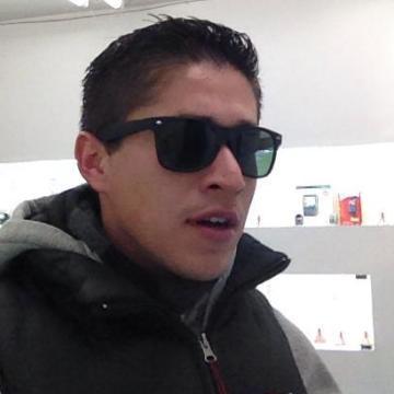 Jose lupiyo  Cabrera, 28, Tecamac, Mexico