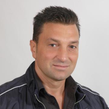 Fabio Filippoli, 44, Bergamo, Italy