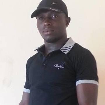 Kenneth, 31, Banjul, Gambia