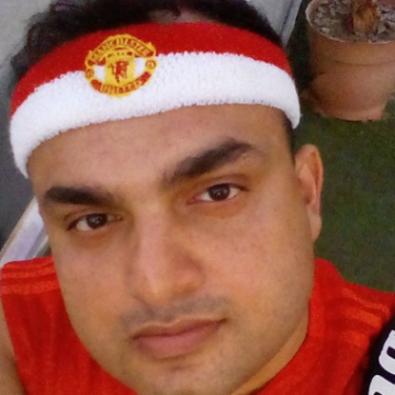 Ayan Mukhopadhyay, 42, Dubai, United Arab Emirates