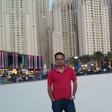 Pankaj Kashmira, 33, Dubai, United Arab Emirates