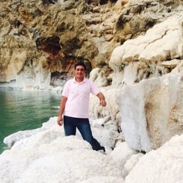 Халиль Абу Лабан, 43, Amman, Jordan