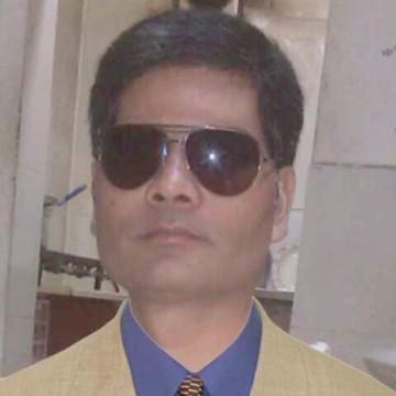 Anant Singh, 35, Jeddah, Saudi Arabia