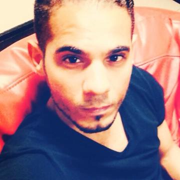 Tito Gell, 31, Juan Dolio, Dominican Republic