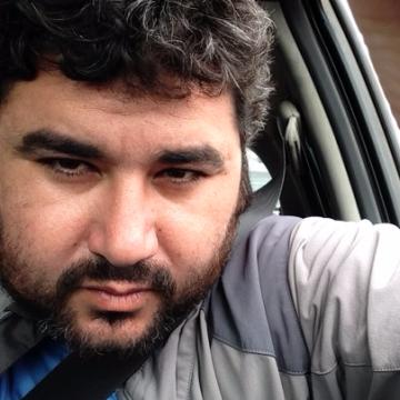 Pablo Oyarzún Olivares, 33, Antofagasta, Chile