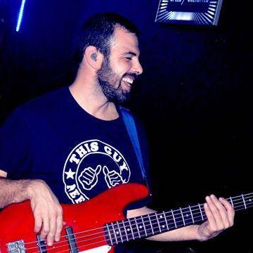 Jose Traverso, 35, Buenos Aires, Argentina