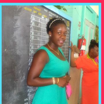 Fidellie, 20, Georgetown, Guyana