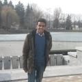Moaaz Mohamed, 23, Cairo, Egypt