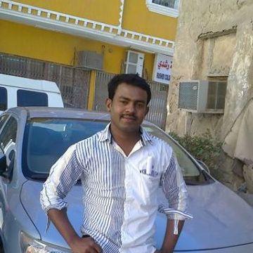 Dhaneesh Chingoli, 32, Jubail, Saudi Arabia