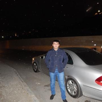 Tofiq Huseynov, 31, Baku, Azerbaijan