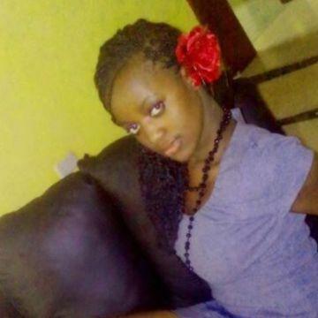 Eve Oyuga, 21, Nairobi, Kenya