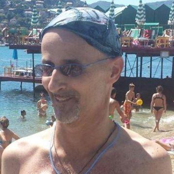 Gianluca Bianchi, 45, Genova, Italy