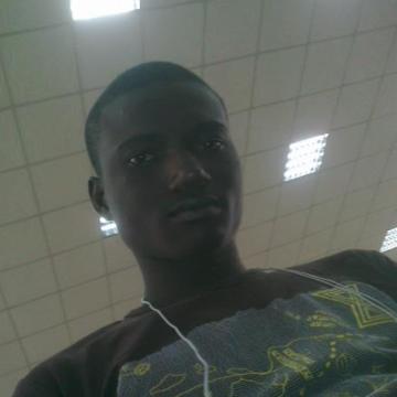 Prosper, 27, Lagos, Nigeria