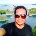 Kenedy Takalao, 30, Sanur, Indonesia