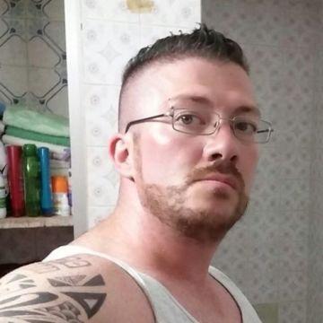 Benji Cortés, 30, Malaga, Spain
